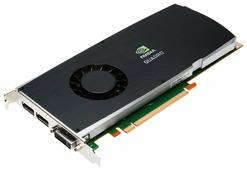 Видеокарта PNY Quadro FX 3800 576Mhz PCI-E 2.0 1024Mb 1998Mhz 256 bit DVI