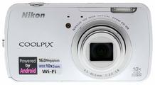 Фотоаппарат Nikon Coolpix S800c