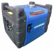 Бензиновый генератор Hyundai HY5600SEi (5000 Вт)