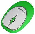 Мышь CROWN MICRO CMM-931W Green USB