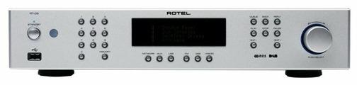 Сетевой аудиоплеер Rotel RT-09
