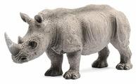 Фигурка Mojo Wildlife Белый носорог 387103
