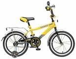 Детский велосипед Novatrack Taxi 16 (2016)