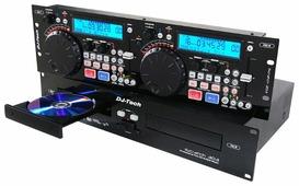 DJ CD-проигрыватель DJ-Tech Professional iScratch 303