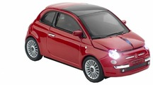 Мышь Click Car Mouse FIAT 500 Red USB