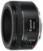 Объектив Canon EF 50mm f/1.8 STM.