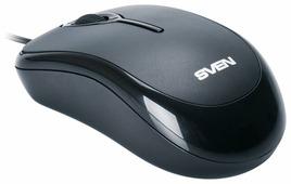Мышь SVEN RX-165 Black USB