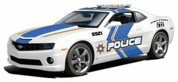 Легковой автомобиль Maisto Chevrolet Camaro SS RS 2010 Police (31208) 1:24