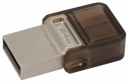 Флешка Kingston DataTraveler microDuo