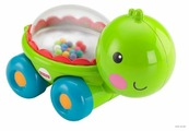 Развивающая игрушка Fisher-Price Веселая черепаха
