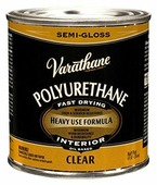 Лак Varathane Interior Oil-Based Polyurethane полуглянцевый (3.78 л)