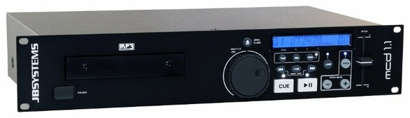 DJ CD-проигрыватель JB-Systems MCD1.1