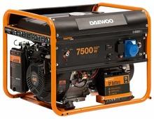 Бензиновый генератор Daewoo Power Products GDA 8500DPE-3 (7000 Вт)