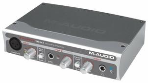 Внешняя звуковая карта M-Audio FireWire Solo