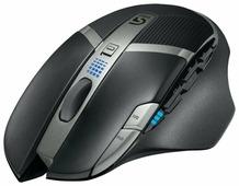 Мышь Logitech G G602 Wireless Gaming Mouse Black USB