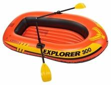 Надувная лодка Intex Explorer-300 Set (58332)