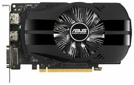 Видеокарта ASUS GeForce GTX 1050 1354MHz PCI-E 3.0 2048MB 7008MHz 128 bit DVI HDMI HDCP Phoenix