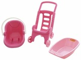 Аксессуар для куклы Полесье Pink Line 3x1 / 42842