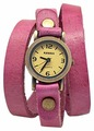 Наручные часы Kawaii Factory Vintage Classic (розовые)