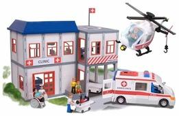 Dickie Toys Скорая помощь 4358533