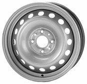 Колесный диск Trebl 53A45D 5.5x14/4x100 D57.1 ET45 silver