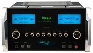 Интегральный усилитель McIntosh MA8000