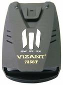 Видеорегистратор с радар-детектором Vizant 735 ST