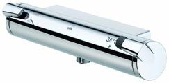 Смеситель для душа Oras Optima 7160 двухрычажный с термостатом хром