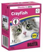 Корм для кошек Bozita с лангустом 370 г (кусочки в желе)