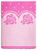 Aquarelle Полотенце Розы с точечками