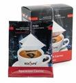 Молотый кофе KO&FE Бразилия Сантос, в фильтр-пакетах
