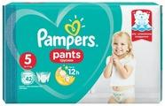 Pampers трусики Pants 5 (12-17 кг) 42 шт.