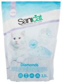 Наполнитель Sanicat Diamonds (3.8 л)
