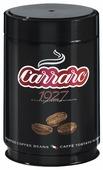 Кофе в зернах Carraro 1927 в жестяной банке