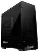 Компьютерный корпус MSI MAG Bunker Black