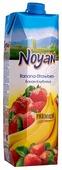 Нектар Noyan Банан-Клубника, с крышкой