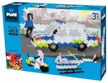 Конструктор Plus Plus Mini 3770 Полиция 3 в 1