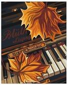 """Мосфа Картина по номерам """"Осенний вальс"""" 40х50 см (7С-0232)"""