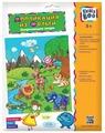 Kribly Boo Набор для творчества из фольги Сверкающие звери (66137)