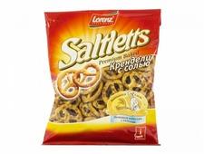 Крендели Lorenz Saltletts с солью 50 г