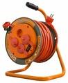 Glanzen Удлинитель силовой на катушке 4 гн. ПВС 3х1.5 IP44 ЕВ-30-008