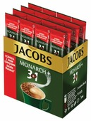 Растворимый кофе Jacobs 3 в 1 Monarch, в стиках