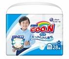 Goo.N трусики для мальчиков XXL (13-25 кг) 28 шт.