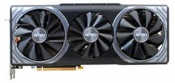 Видеокарта Sapphire Nitro+ Radeon RX Vega 64 1373Mhz PCI-E 3.0 8192Mb 1890Mhz 2048 bit 2xHDMI HDCP