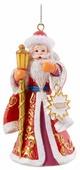 Елочная игрушка Феникс Present Дед мороз (77840)
