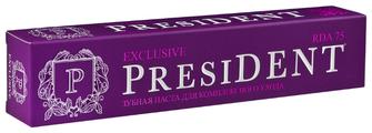 Зубная паста PresiDENT Exclusive