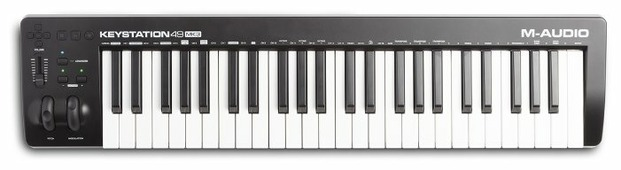 MIDI-клавиатура M-Audio Keystation 49 MK3