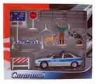 Игровой набор Cararama Полиция 47570