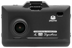 Видеорегистратор с радар-детектором Playme P570SG