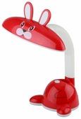Настольная лампа ЭРА NLED-431-5W-R